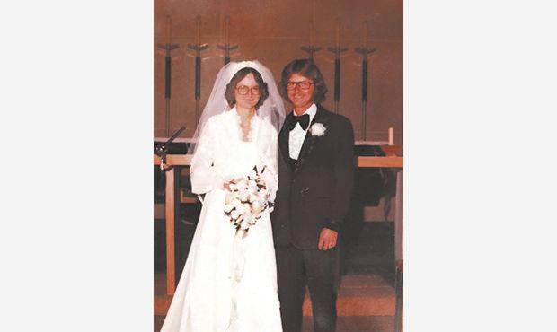 Happy 40th Anniversary Curt and Cheryl Axtman