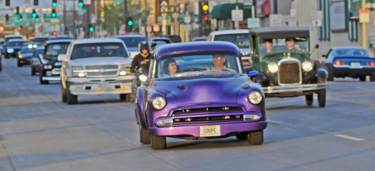 Classic cars set weekend stage   Local news for Bismarck-Mandan ...