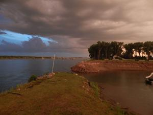 Unusually warm weather may carry severe storms into North Dakota