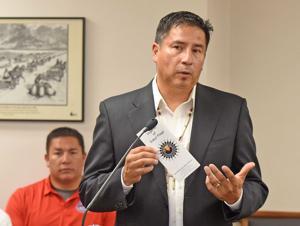 Burgum places Indian Affairs commissioner on administrative leave amid investigation