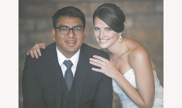 Marriage of Emily Risch and Ernesto Vargas