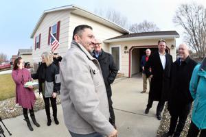Wells Fargo donates Lincoln home to military veteran