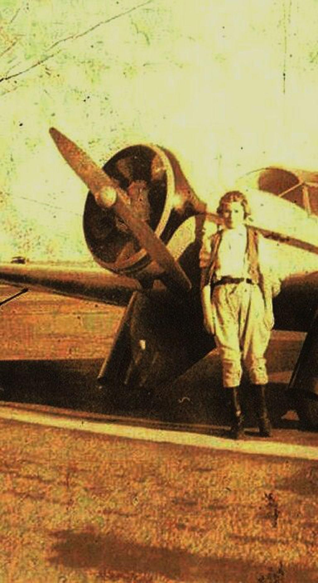 First woman inducted in North Dakota Aviation Hall of Fame | North