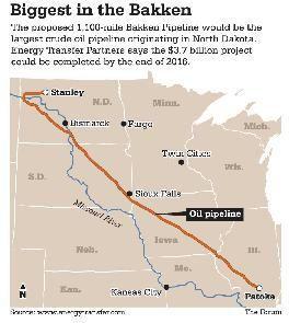Dakota Access Pipeline Iowa Map.Dakota Access Pipeline North Dakota News Bismarcktribune Com