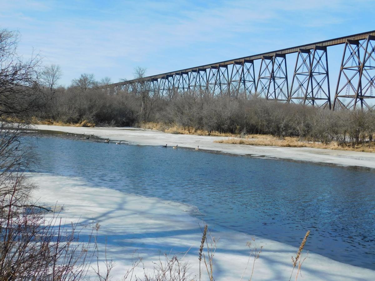 Hi Line Railroad Bridge