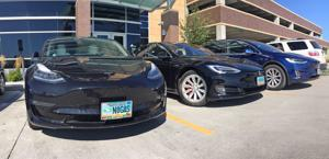 Electric vehicle advocates say ND loses out on tourism, economic development dollars amid lack of charging stations