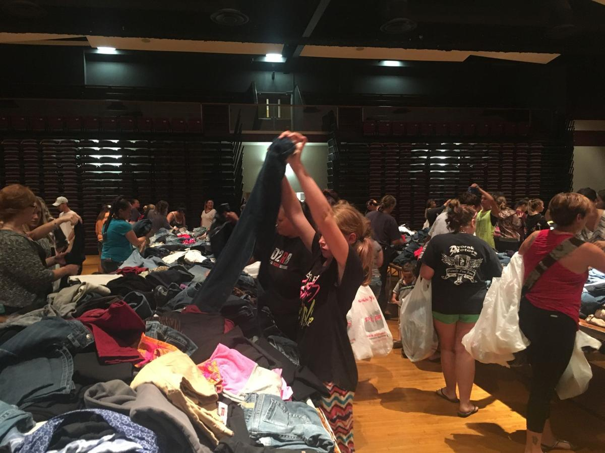 school clothes giveaway near me