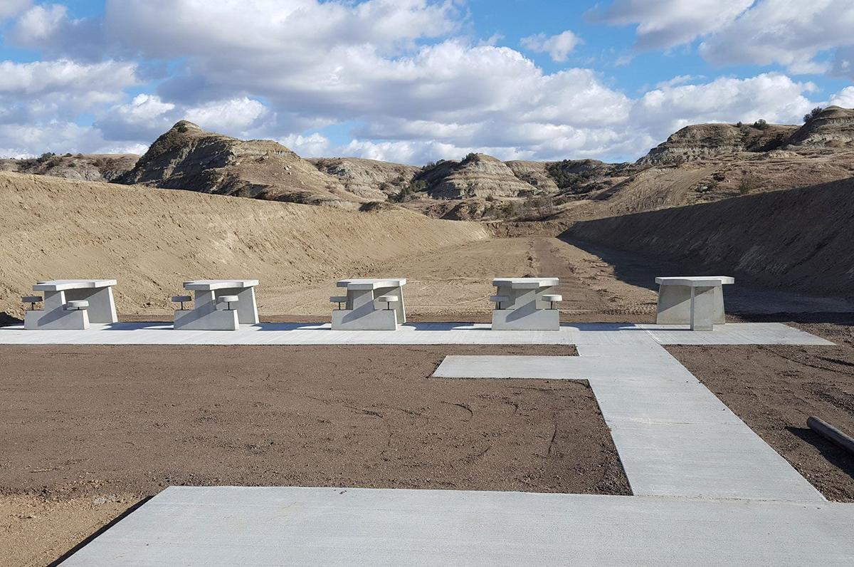 Lewis and Clark WMA shooting range