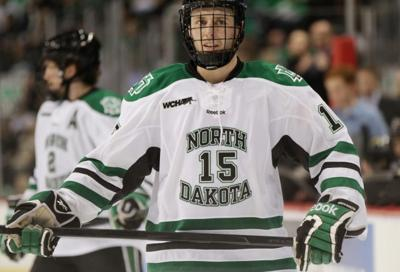 UND carries on with no logo, local players | College
