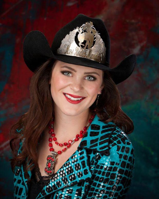 Miller Crowned Miss Rodeo North Dakota 2014