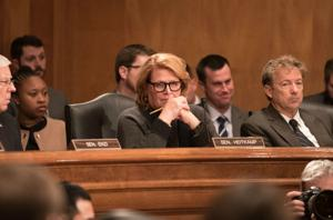 Heitkamp advocates for public safety in Indian Country as Savanna's Act advances
