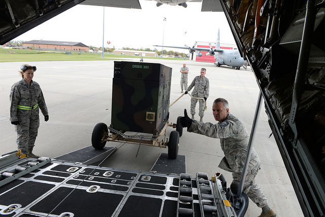 SC National Guard members deployed to Puerto Rico for Maria relief
