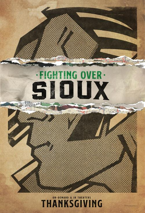 Fighting Over Sioux