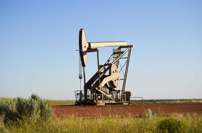 Billings County pump jack