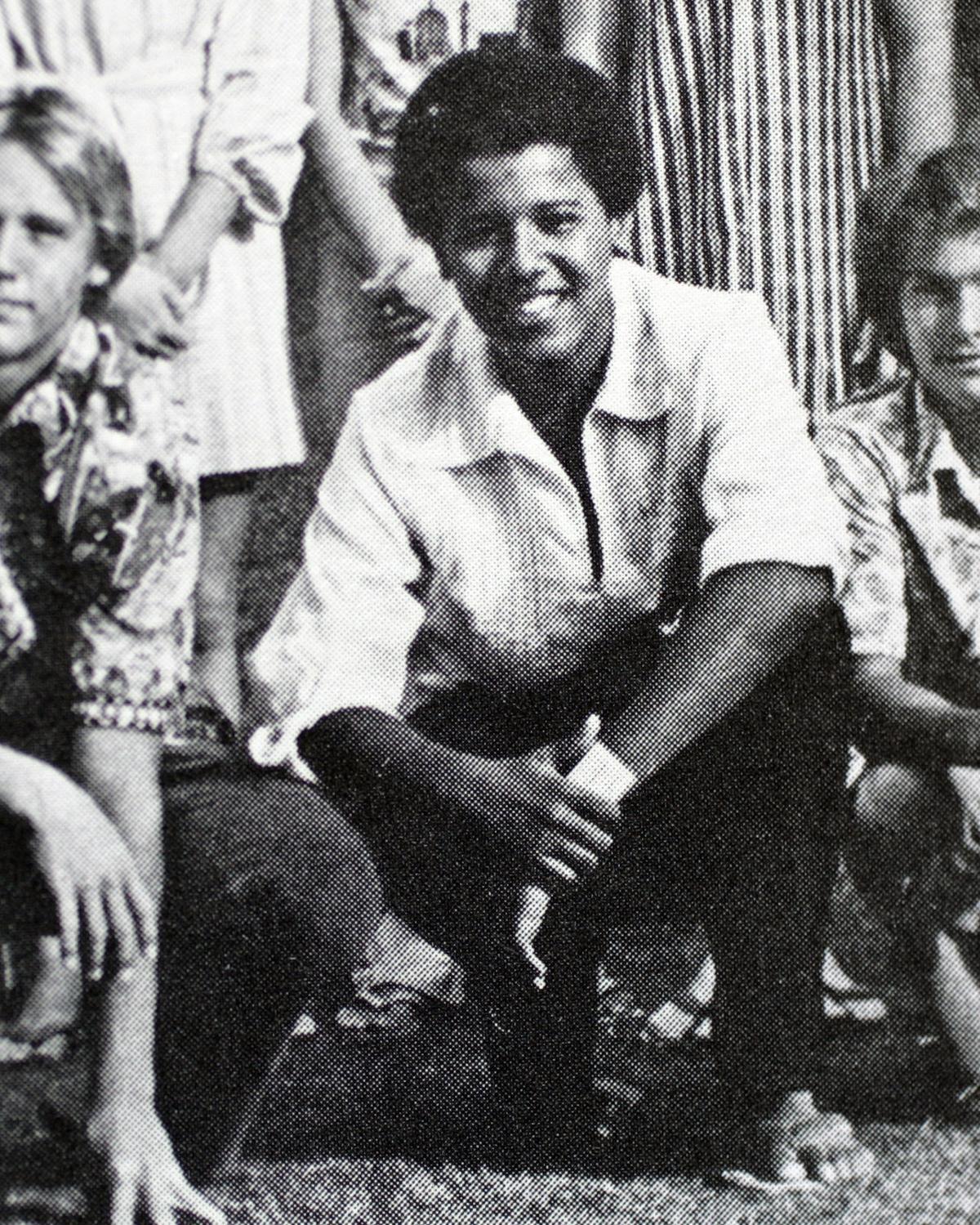 Barack Obama, 1976
