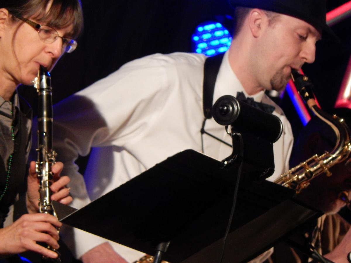 Dixieland jazz in 2015