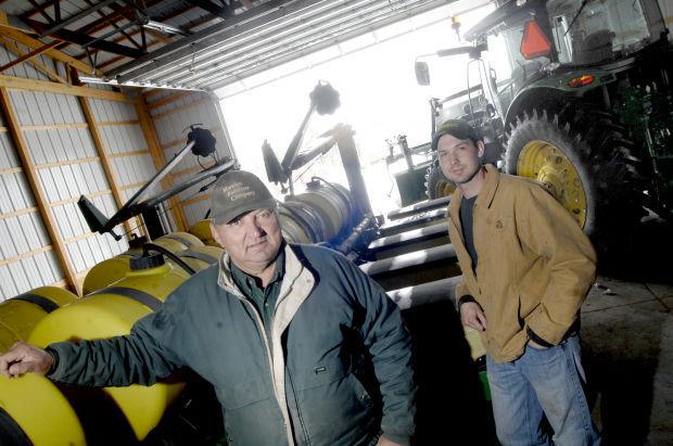 Dennis Renner and Lance Renner