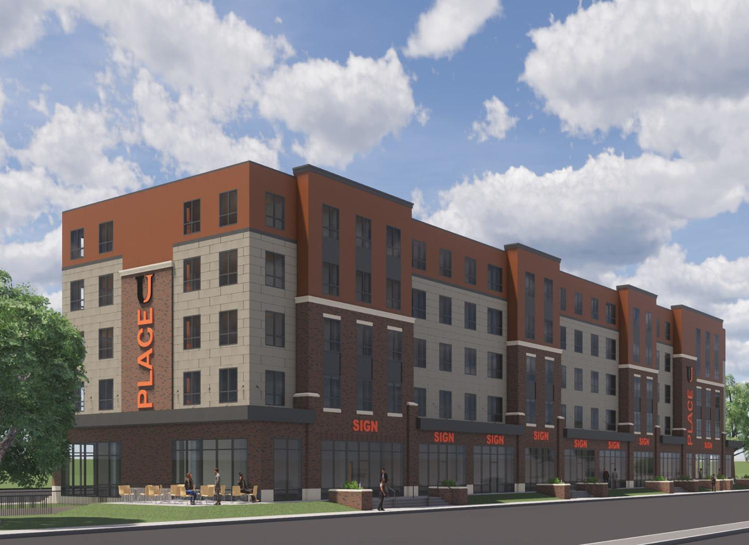 Housing and commercial center planned for Jamestown campus