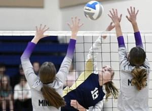 Shiloh earns four-set win over Wilton-Wing