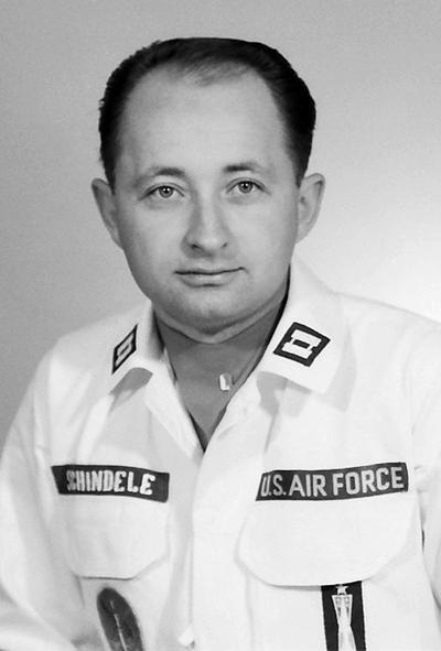 Capt. David D. Schindele