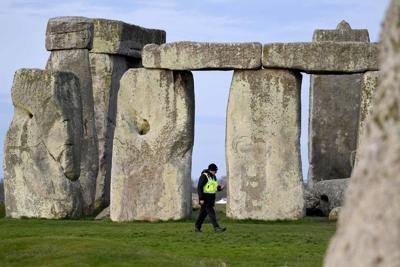 A huge new prehistoric circle has been discovered near Stonehenge