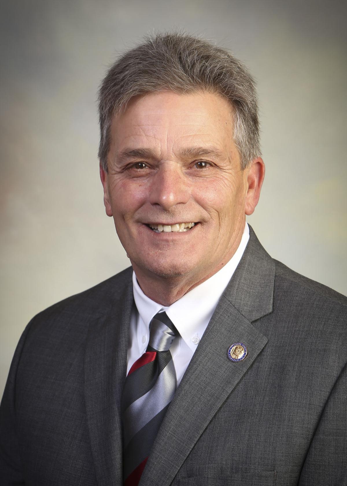 Sen. Jay Elkin, R-Taylor