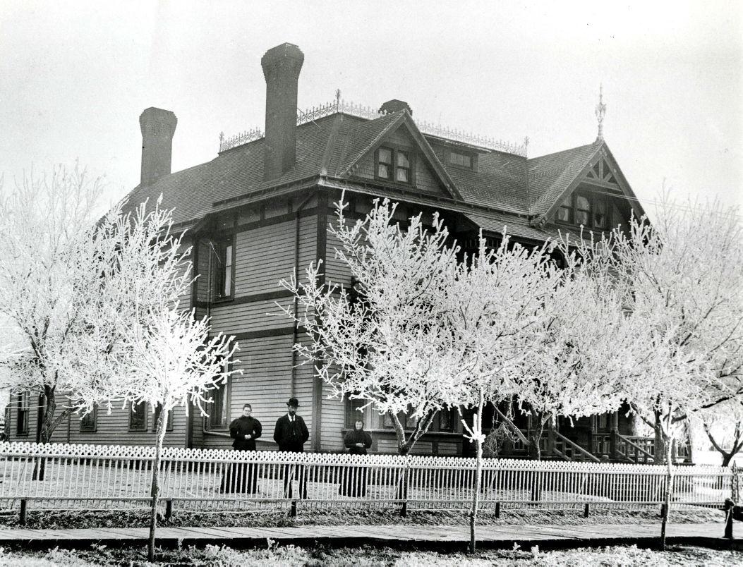 Former governor's mansion 1897
