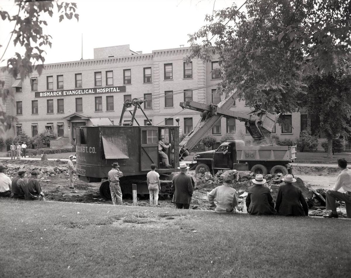 Bismarck Hospital 1948