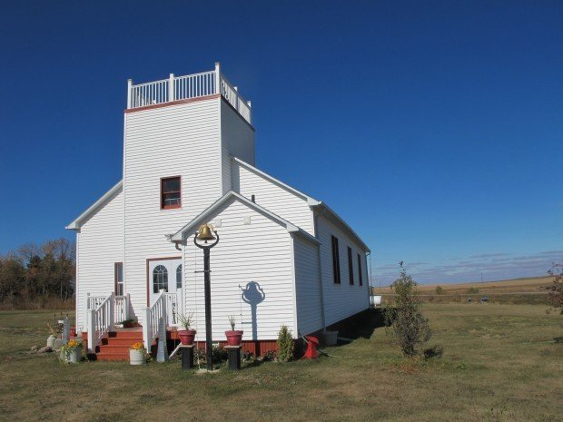 North Dakota Man S Prayer For His Own Church Gets Answered