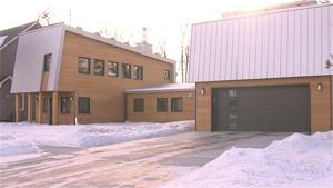 'Greenest' home in ND built in Grand Forks