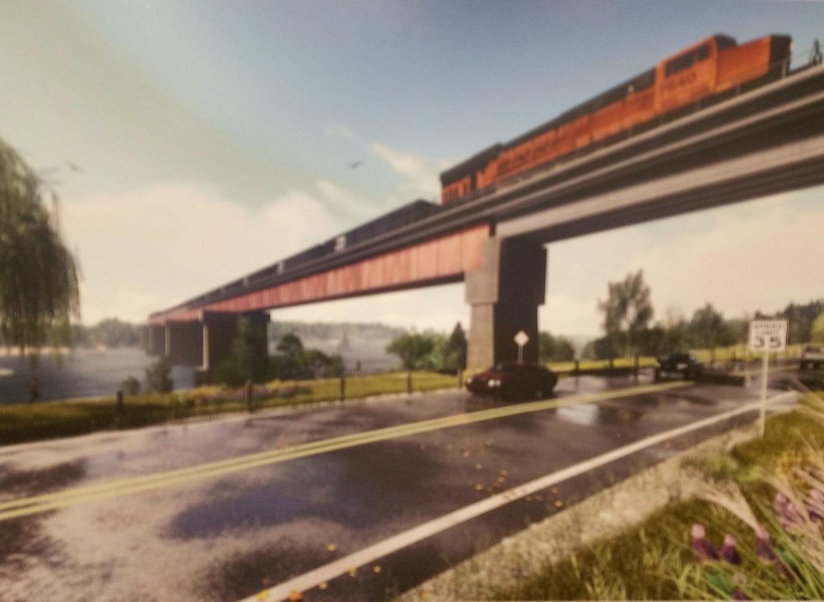 BNSF proposedrail bridge