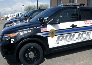 Bismarck man arrested following high-speed chase