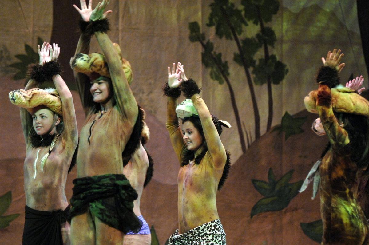 Lets Dance Studio The Lion King Part 2 Tribune Photo Collections