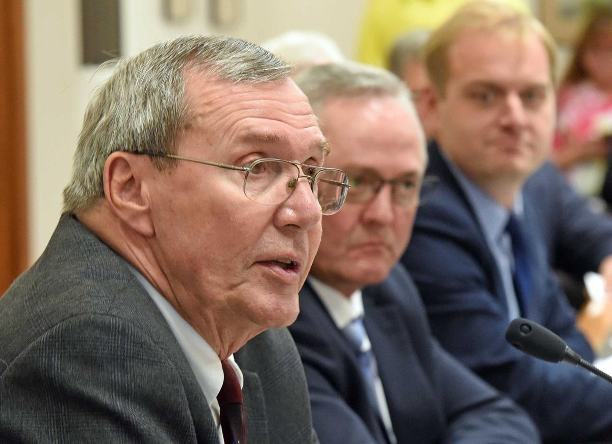 1a108b693be4 North Dakota lawmakers consider bills on tribal tax agreements ...