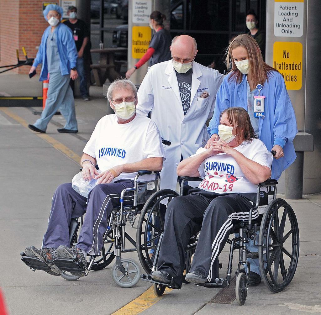 hơn 1 triệu người trên thế giới đã hồi phục sau khi nhiễm virus Vũ Hán.