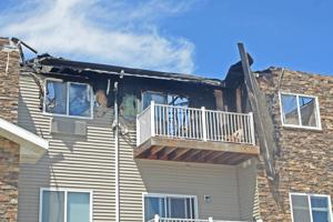 Families displaced by Mandan apartment fire grateful for help, uncertain of future
