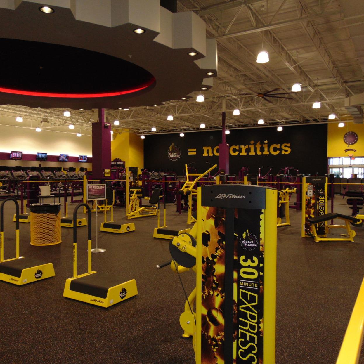 Planet Fitness To Open In Gateway Mall Jessica Holdman