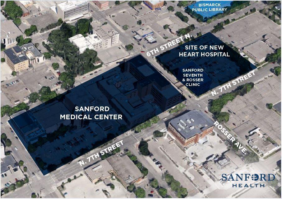 Sanford Map