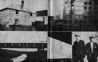 McKenzie County lynching