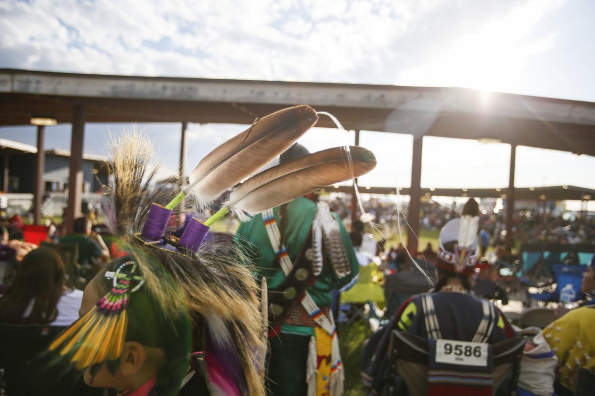 Mandaree Hidatsa Powwow