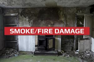 Smoke Fire Damage
