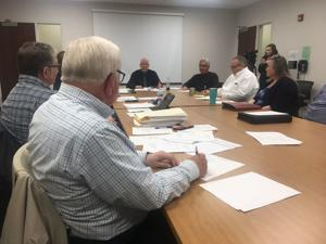 Jail committee rejects bid from construction company to build equipment shed