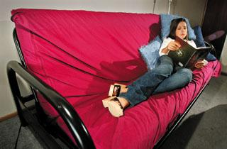 Comfortable With Futons