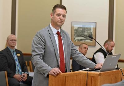 North Dakota State Auditor Josh Gallion