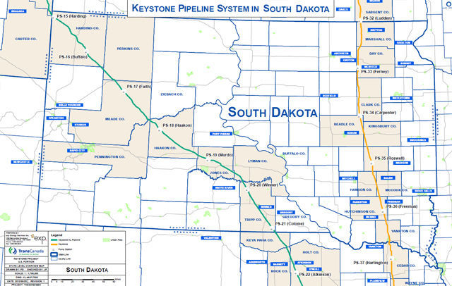 Alleged Keystone XL trucks escorted off reservation | North Dakota on immigration route map, keystone project, iraq route map, alaskan pipeline route map, wales route map, keystone south dakota map, canada route map, china route map, israel route map, trade route map, enbridge oil spill map, oil pipeline map, magellan pipeline system map, northern pass route map, keystone xl, bakken pipeline route map, europe route map, keystone pipline, chicago route map, denver route map,