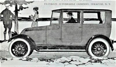 Franklin Auto, 1919