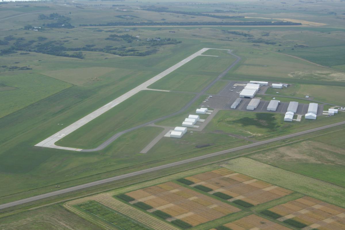Mandan Municipal Airport (copy)