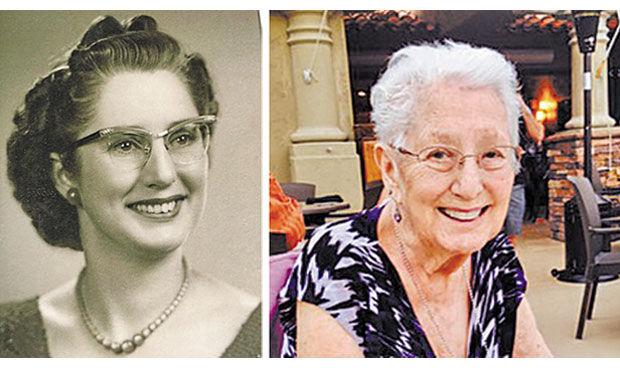 Happy 100th Birthday DeLores Tollefson