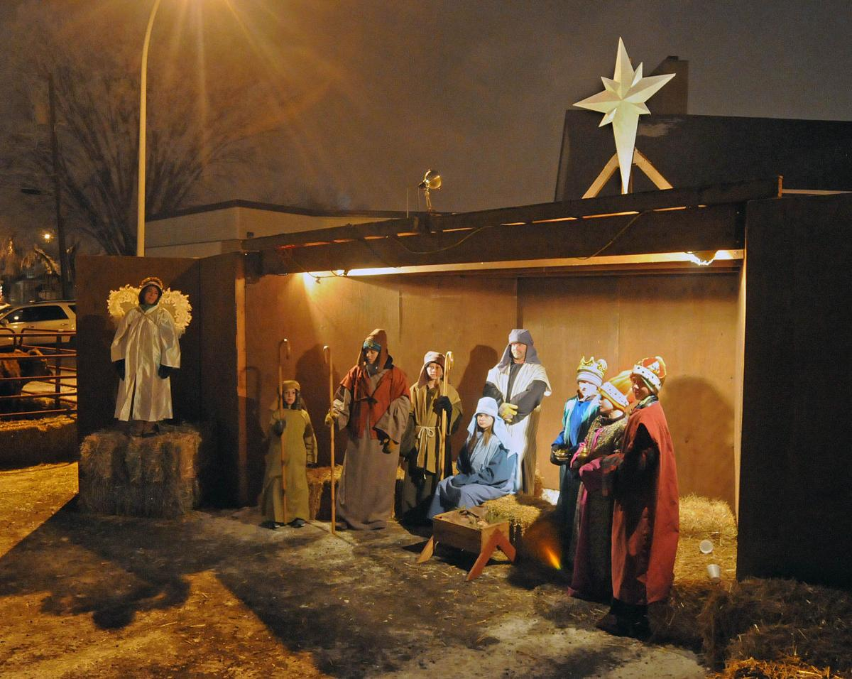 Zion Lutheran Church Presents 56th Live Nativity