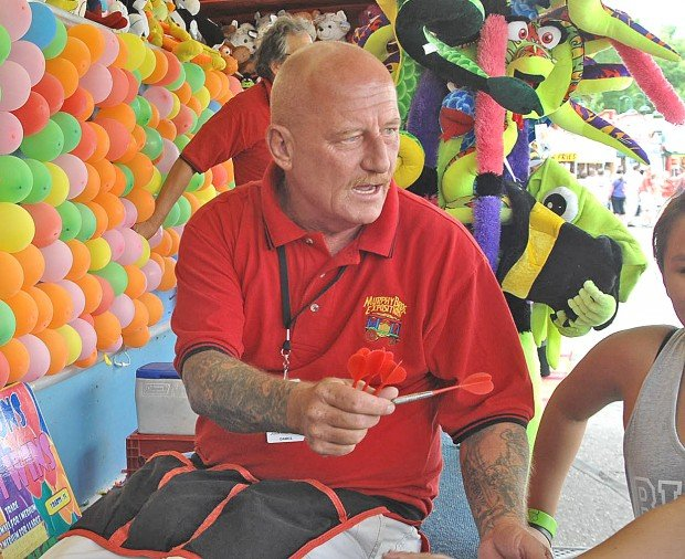 A Day In The Life Of A Carnival Worker